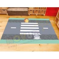 Mata dywanowa Przejście przez jezdnię