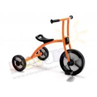 Rower trzykołowy, duży