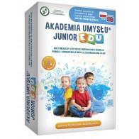 Akademia Umysłu JUNIOR EDU - licencja na 15 stanowisk
