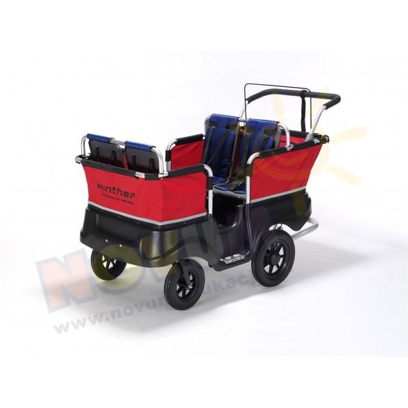 Wózek 4 osobowy