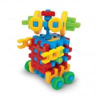 Robot - klocki konstrukcyjne