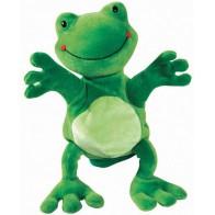 Pacynka - żabka