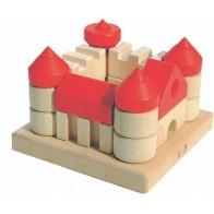 Nakładanka - zamek i wieże
