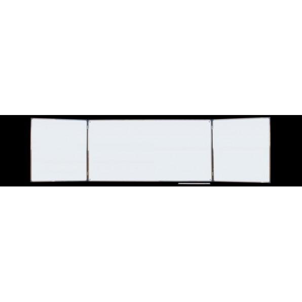 Tablica biała - tryptyk - typ C