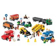 LEGO System - pojazdy, 934 klocki