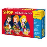 Shop - angielski sklepik