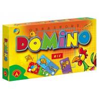Obrazkowe Domino - Mix