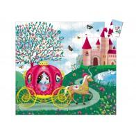 Puzzle - Karoca księżniczki