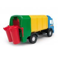 Mini truck śmieciarka
