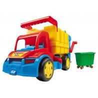 Śmieciarka na pojemniki Gigant