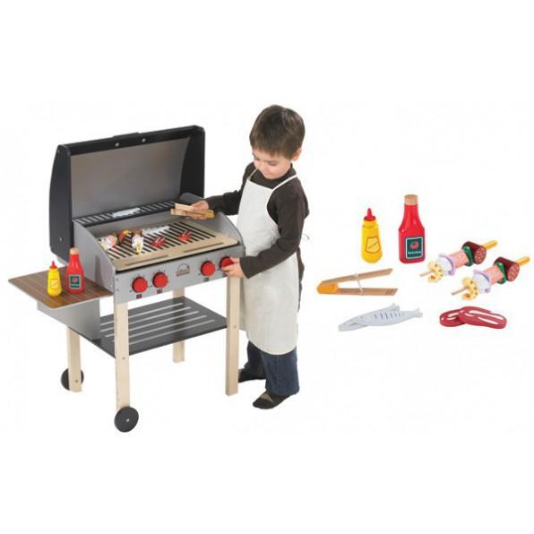ZESTAW - grill + akcesoria