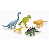 Wielkie figurki - dinozaury