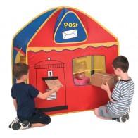 Domek zabaw - sklep i poczta