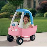 Samochód księżniczki różowy