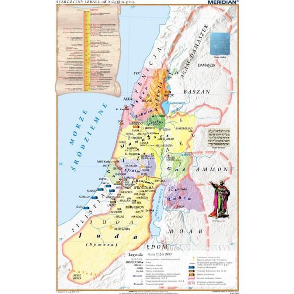 Starożytny Izrael od X do VI w p.n.e. (Stary Testament)
