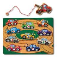 Magnetyczna nakładanka - na torze wyścigowym