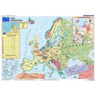 Unia Europejska - strefa Schengen (stan na 2012 r.)