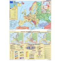 DUO UE / Historia integracji europejskiej - stan na 1 V 2004r.