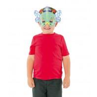 Maski do kolorowania - 6 sztuk - owady