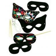Maska na oczy - 12 sztuk