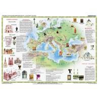 Wielkie cywilizacje średniowiecza - kultura i sztuka