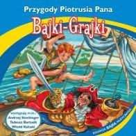 Bajki-Grajki : Przygody Piotrusia Pana