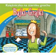 Bajki-Grajki : Księżniczka na ziarnku grochu