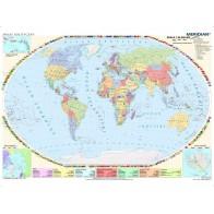Mapa polityczna świata (stan na 2012 r.)