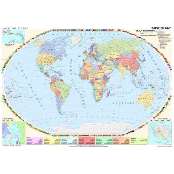 Mapa Polityczna Swiata Stan Na 2012 R