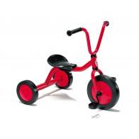 Rower trzykołowy I czerwony