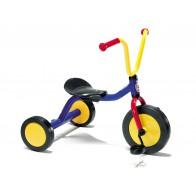 Rower trzykołowy I niebieski