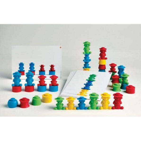 Matematyczny świat klauna - zestaw 2