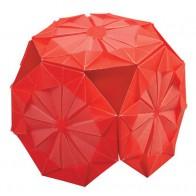 Kwadraty do origami - 4 cm - 500 sztuk - mix 20 kolorów
