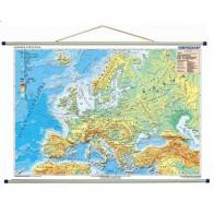Europa fizyczna z elementami ekologii