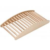 Pomost - kołyska drewniana