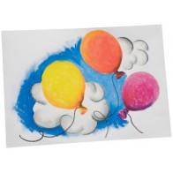 Pastelowe twistery Creall 3w1 - 12 kolorów