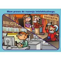 Prawa dziecka - plansze i karty pracy