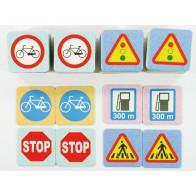 Memory - znaki drogowe