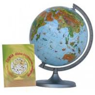 Globus krajobrazowo-zoologiczny 220 mm