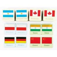 Memory - flagi państw
