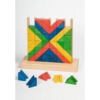 Nakładanka GeoMo - trójkąty