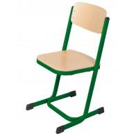 Krzesło MST 38 zielone