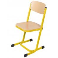 Krzesło MST 43 żółte