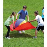 Minichusty - zabawa zespołowa z piłką