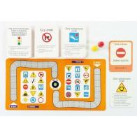 Bezpieczna podróż - gra