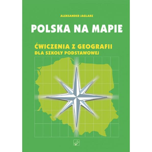 Polska na mapie - ćwiczenia z geografii