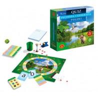 Przyroda i geografia Polski - quiz duży, 392 pytania