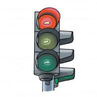Vocabular obrazki - pojazdy, ruch drogowy, budynki